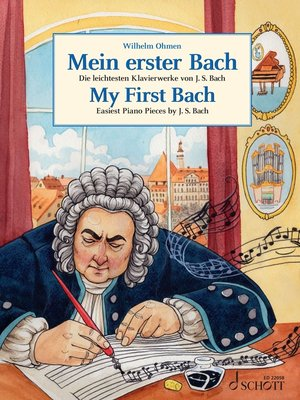 cover image of My First Bach