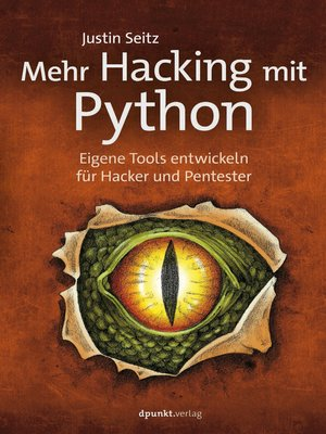 cover image of Mehr Hacking mit Python