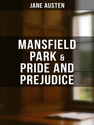 cover image of Mansfield Park  & Pride and Prejudice