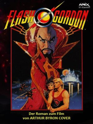 cover image of FLASH GORDON
