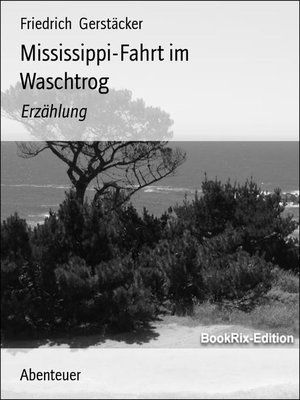 cover image of Mississippi-Fahrt im Waschtrog