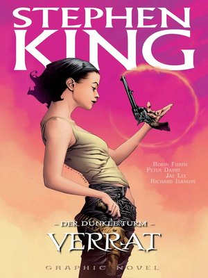cover image of Stephen Kings Der dunkle Turm, Band 3--Verrat