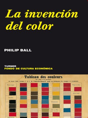 cover image of La invención del color