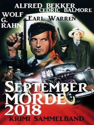 cover image of September-Morde 2018