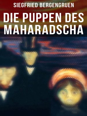 cover image of Die Puppen des Maharadscha