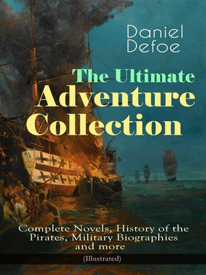 cover image of The Ultimate Adventure Collection