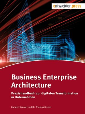 cover image of Business Enterprise Architecture