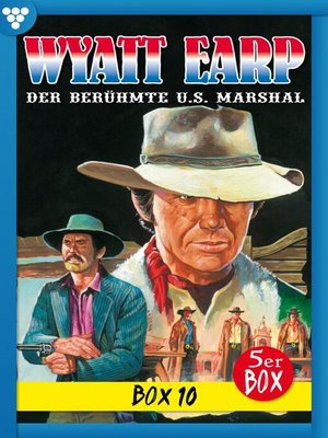 cover image of Wyatt Earp Box 10 – Western
