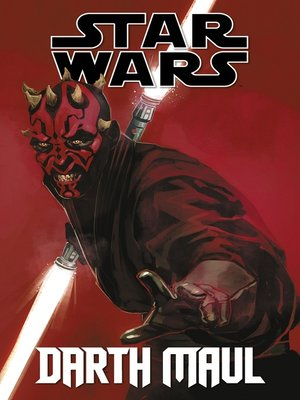 cover image of Star Wars--Darth Maul