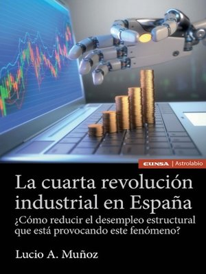 cover image of La cuarta revolución industrial en España