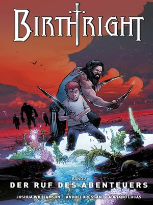 cover image of Birthright 2