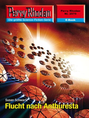 cover image of Perry Rhodan 2575