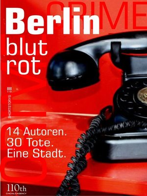 cover image of Berlin blutrot