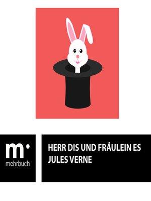 cover image of Herr Dis und Fräulein Es