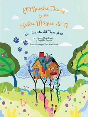 cover image of El maestro Davey y su salón mágico de té