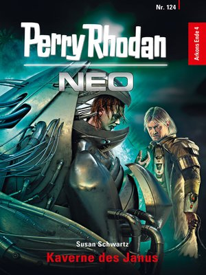 cover image of Perry Rhodan Neo 124