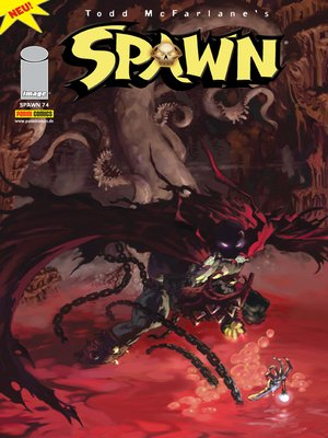 cover image of Spawn, Band 74