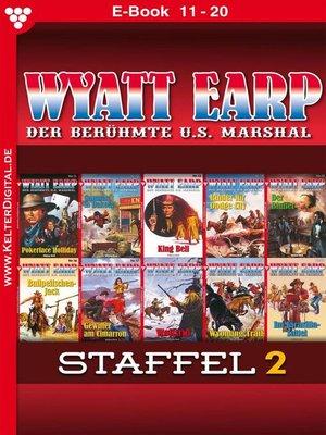cover image of Wyatt Earp Staffel 2 – Western
