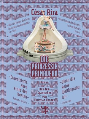 cover image of Die Prinzessin Primavera