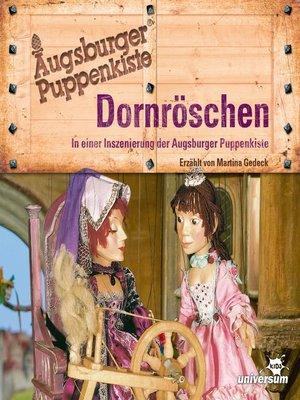 cover image of Augsburger Puppenkiste--Dornröschen