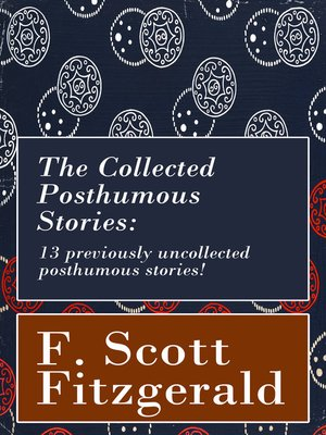 cover image of The Collected Posthumous Stories