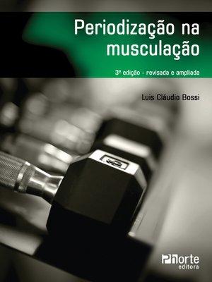 cover image of Periodização na musculação