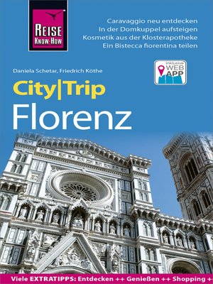 cover image of Reise Know-How CityTrip Florenz