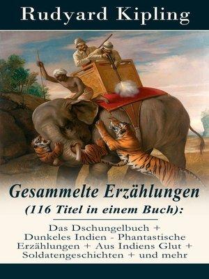 cover image of Gesammelte Erzählungen (116 Titel in einem Buch)