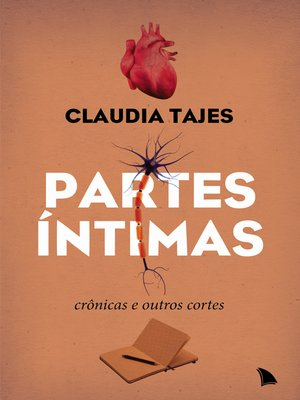 cover image of Partes íntimas