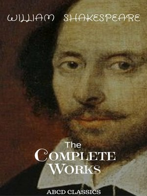 cover image of The Complete Works of William Shakespeare,
