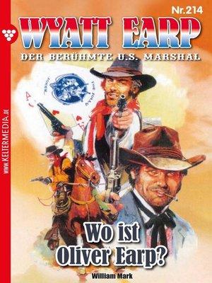 cover image of Wyatt Earp 214 – Western