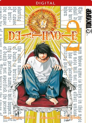 cover image of Death Note 02