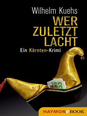 cover image of Wer zuletzt lacht