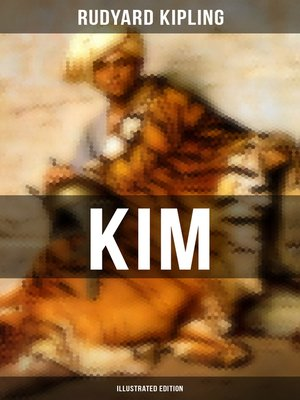 cover image of Kim (Illustrated Edition)