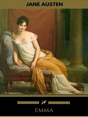 cover image of Emma (Golden Deer Classics) [The Classics Collection #08]