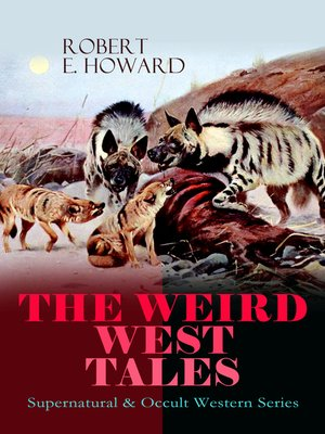 cover image of The Weird West Tales