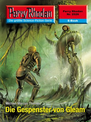 cover image of Perry Rhodan 2526