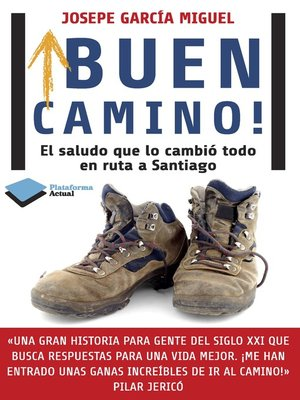 cover image of ¡Buen camino!