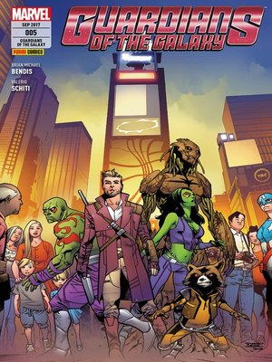 cover image of Guardians of the Galaxy 5--Am Boden