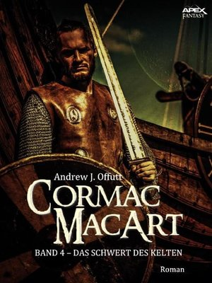 cover image of CORMAC MACART, Band 4