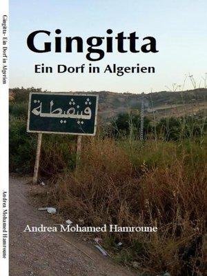 cover image of Gingitta- Ein Dorf in Algerien