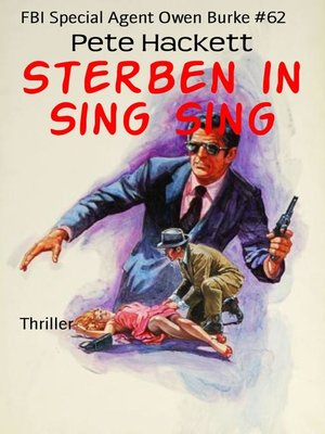 cover image of Sterben in Sing Sing