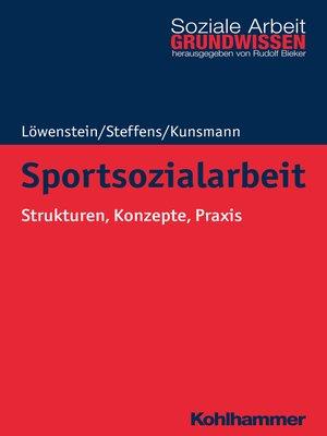 cover image of Sportsozialarbeit