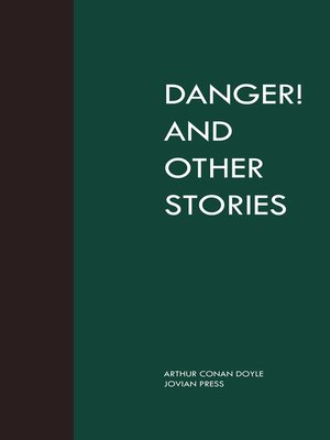 cover image of Danger! and Other Stories