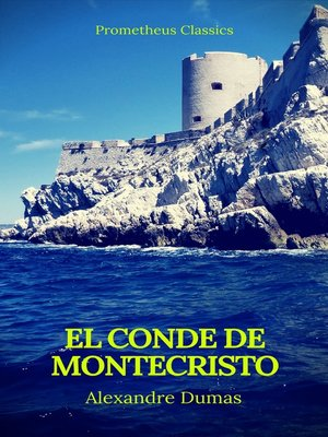 cover image of El conde de montecristo (Prometheus Classics)