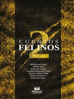 cover image of Cuentos felinos 2