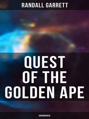 cover image of Quest of the Golden Ape (Unabridged)