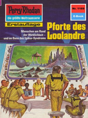 cover image of Perry Rhodan 1169