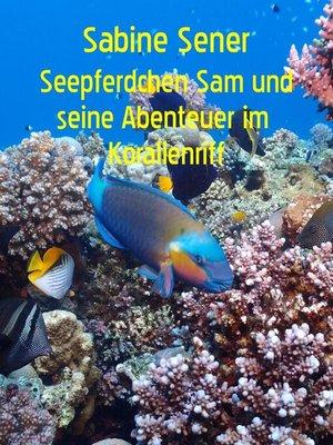 cover image of Seepferdchen Sam