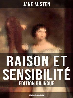 cover image of Raison et Sensibilité (Edition bilingue
